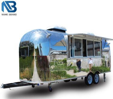 Airstream Food Truck Trailer