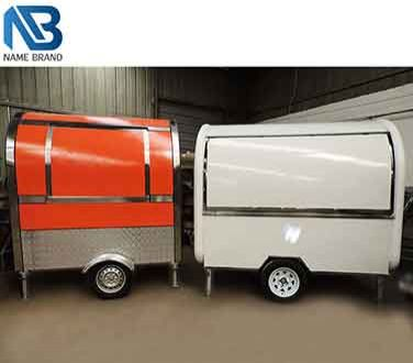 Food Trailers to Qatar