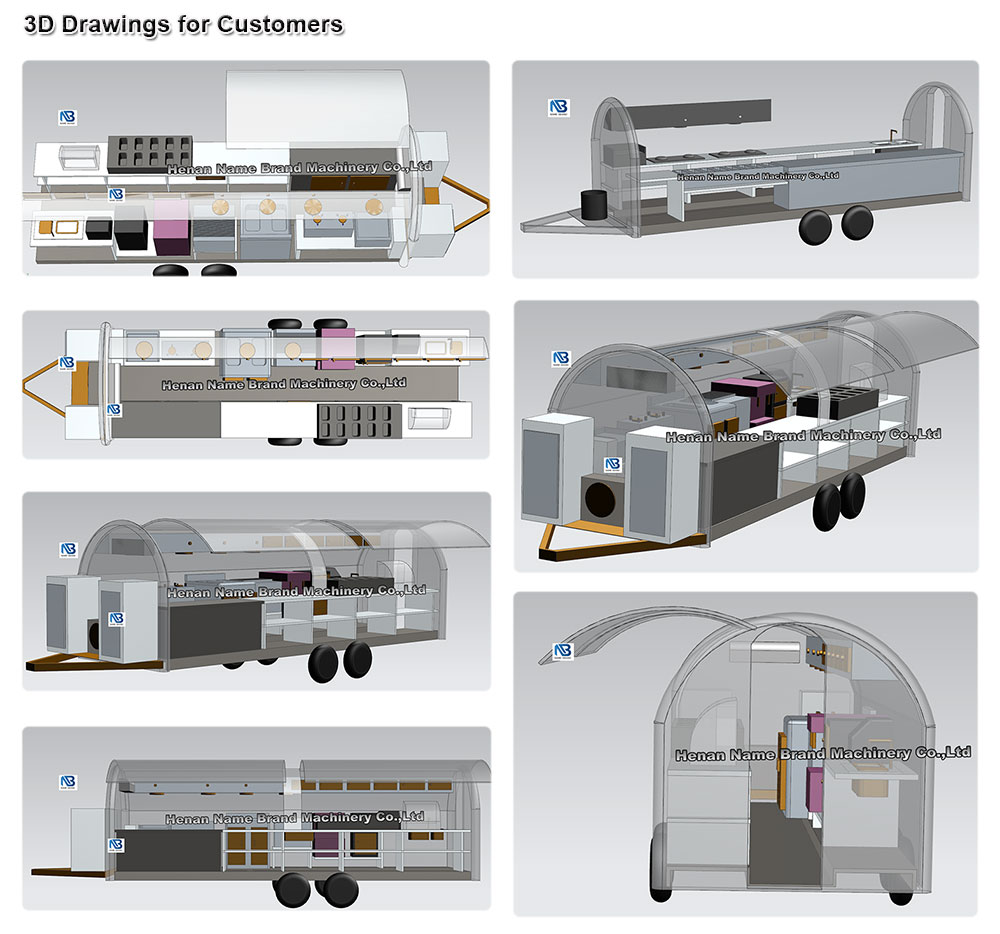 food-trailer-3D-drawings
